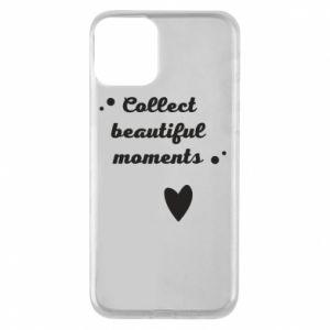Etui na iPhone 11 Collect beautiful moments