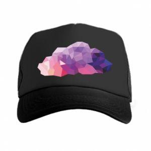 Czapka trucker Color cloud