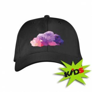 Czapeczka z daszkiem dziecięca Color cloud