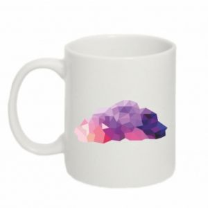 Kubek 330ml Color cloud