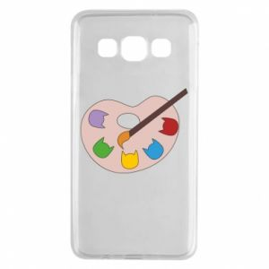 Etui na Samsung A3 2015 Color palette with cats