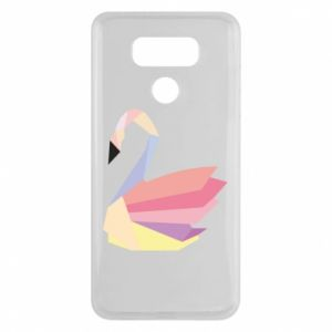 Etui na LG G6 Color swan abstraction