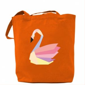 Torba Color swan abstraction