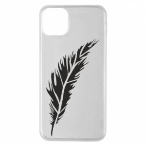 Etui na iPhone 11 Pro Max Colored feather