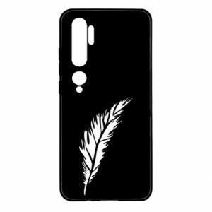 Etui na Xiaomi Mi Note 10 Colored feather