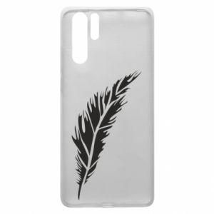 Etui na Huawei P30 Pro Colored feather