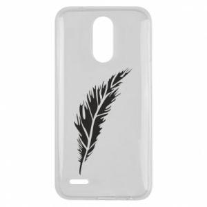 Etui na Lg K10 2017 Colored feather