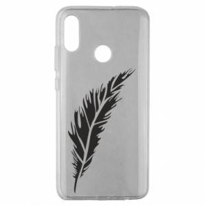 Etui na Huawei Honor 10 Lite Colored feather