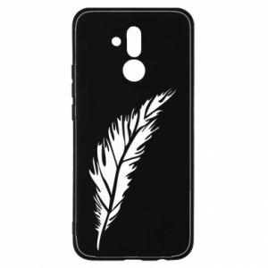 Etui na Huawei Mate 20 Lite Colored feather