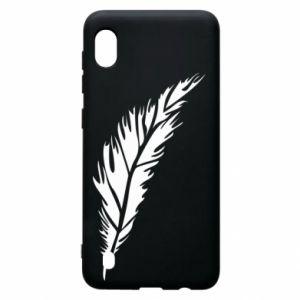 Etui na Samsung A10 Colored feather