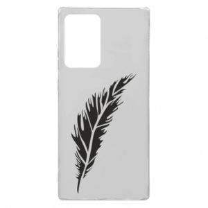 Etui na Samsung Note 20 Ultra Colored feather