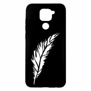 Etui na Xiaomi Redmi Note 9/Redmi 10X Colored feather