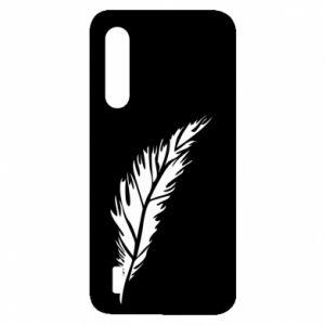 Etui na Xiaomi Mi9 Lite Colored feather