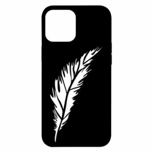 Etui na iPhone 12 Pro Max Colored feather