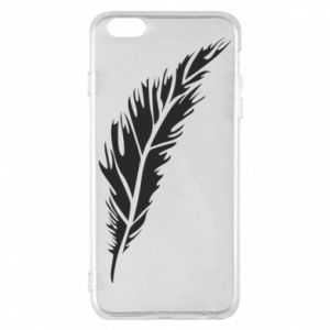 Etui na iPhone 6 Plus/6S Plus Colored feather