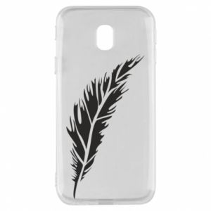 Etui na Samsung J3 2017 Colored feather