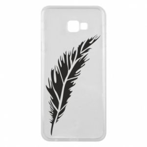 Etui na Samsung J4 Plus 2018 Colored feather