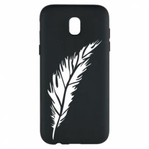Etui na Samsung J5 2017 Colored feather