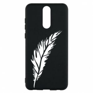 Etui na Huawei Mate 10 Lite Colored feather