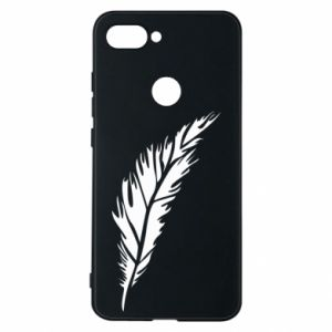 Etui na Xiaomi Mi8 Lite Colored feather