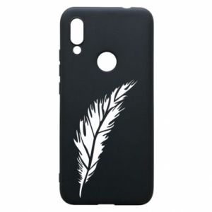 Etui na Xiaomi Redmi 7 Colored feather