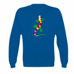 Bluza dziecięca Colorful lizard