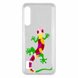 Etui na Xiaomi Mi A3 Colorful lizard