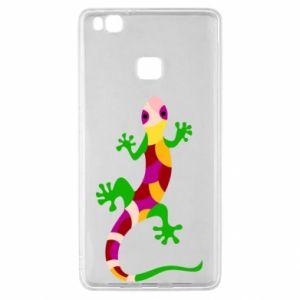 Etui na Huawei P9 Lite Colorful lizard