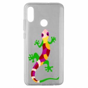 Etui na Huawei Honor 10 Lite Colorful lizard
