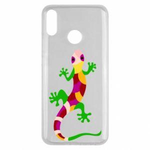 Etui na Huawei Y9 2019 Colorful lizard