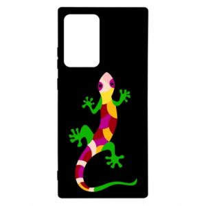 Etui na Samsung Note 20 Ultra Colorful lizard
