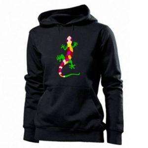 Bluza damska Colorful lizard