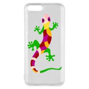 Etui na Xiaomi Mi6 Colorful lizard