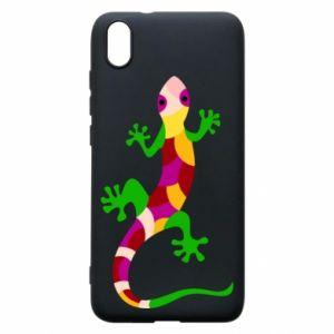 Etui na Xiaomi Redmi 7A Colorful lizard