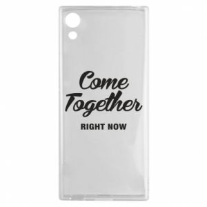 Etui na Sony Xperia XA1 Come together right now