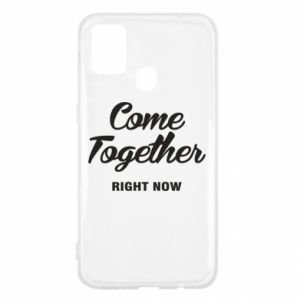 Etui na Samsung M31 Come together right now