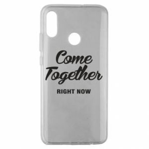 Etui na Huawei Honor 10 Lite Come together right now