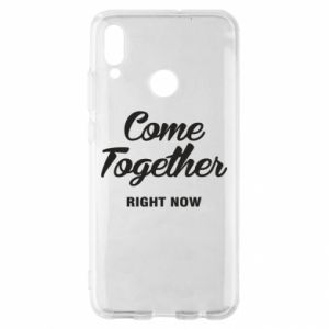 Etui na Huawei P Smart 2019 Come together right now