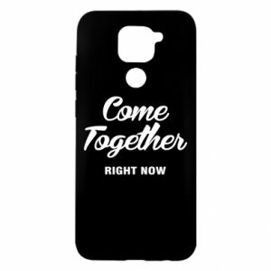Etui na Xiaomi Redmi Note 9/Redmi 10X Come together right now