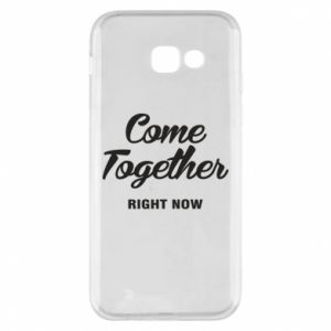 Etui na Samsung A5 2017 Come together right now