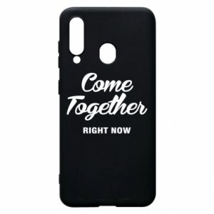 Etui na Samsung A60 Come together right now