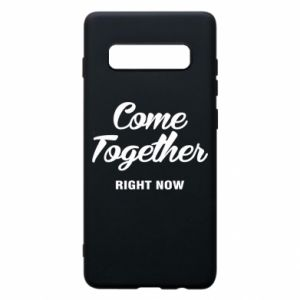 Etui na Samsung S10+ Come together right now
