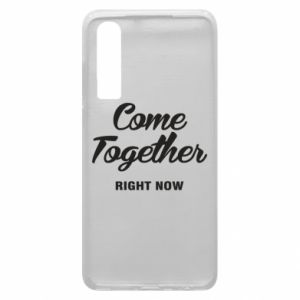 Etui na Huawei P30 Come together right now