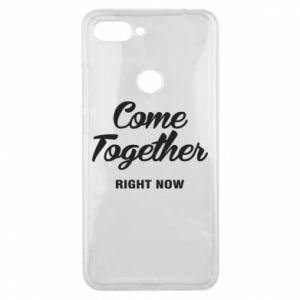 Etui na Xiaomi Mi8 Lite Come together right now