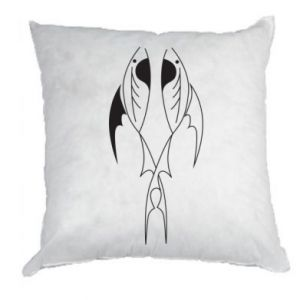 Pillow Constellation Pisces