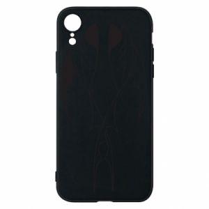 Phone case for iPhone XR Constellation Pisces - PrintSalon