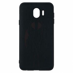 Phone case for Samsung J4 Constellation Pisces - PrintSalon