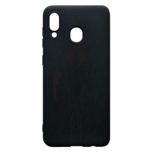 Phone case for Samsung A20 Constellation Pisces - PrintSalon