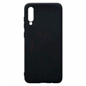 Phone case for Samsung A70 Constellation Pisces - PrintSalon