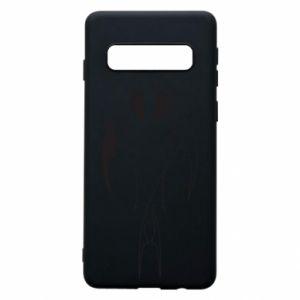 Phone case for Samsung S10 Constellation Pisces - PrintSalon